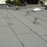 roof systems-Modified bitumen-low sloped-pitched