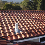 roof systems-clay tile-espana